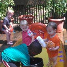 Rochelle Sanders Family Child Care, Durham