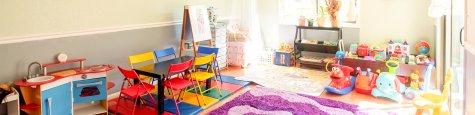 Stedwick Kids Playhouse, Montgomery Village