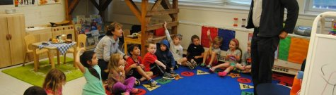 Clara Barton Center For Children, Cabin John
