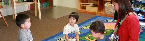 A Child's Garden School, San Gabriel