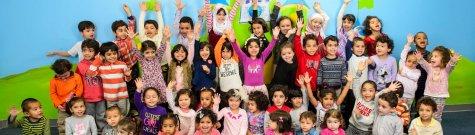 Children of the World School, Chantilly