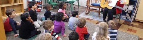 Millian Methodist Preschool, Rockville