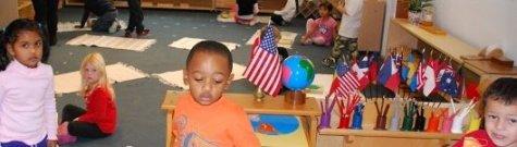 Sierra Montessori Preschool, Canyon Country
