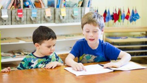 Crestview Montessori School, Bethesda