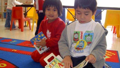 Ward's Chapel Preschool, Randallstown