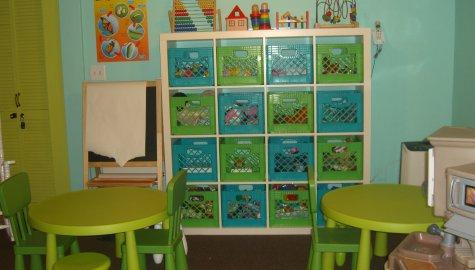 Robin's Nest Child Care, Abingdon