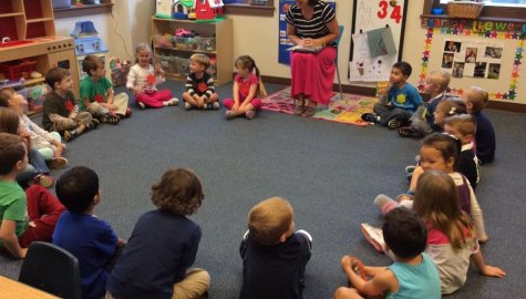 Clifton Presbyterian Church Preschool, Clifton
