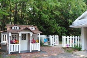 Estes Children's Cottage, Chapel Hill