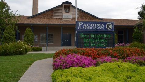 Pacoima Charter School, Los Angeles