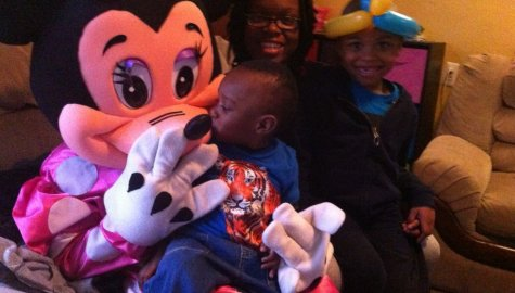 Joy's Family Daycare, Clinton
