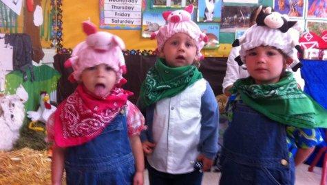 Gan Yaffa Preschool, Beverly Hills