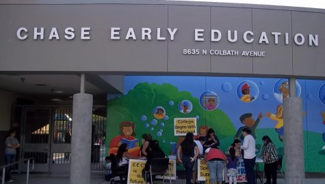 Chase Early Education Center, Panorama City