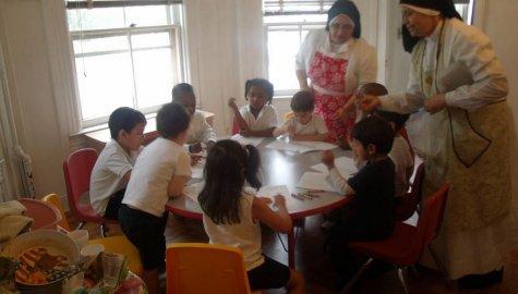 Sacred Hearts Nursery School, Riverdale Park