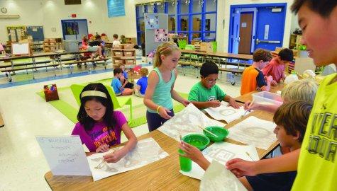 MCCA Georgian Forest Elementary School, Silver Spring