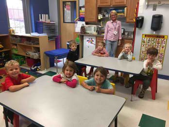 Pine Grove Early Learning Center, Parkton