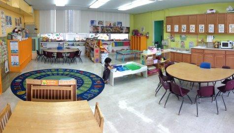 St. Stephen Preschool, Monterey Park