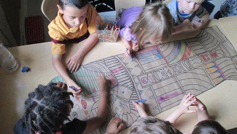 Bolton Hill Nursery, Baltimore