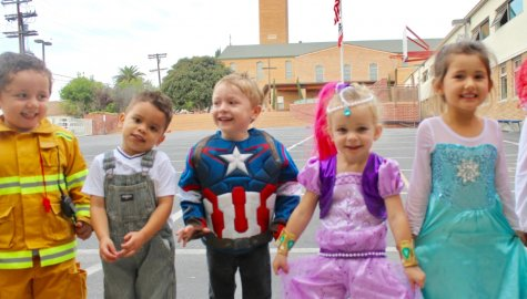Holy Trinity Preschool, San Pedro