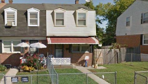 Wanda Hill Family Child Care, Baltimore