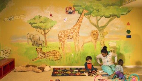 Kingstowne Park Village Playhouse, Alexandria