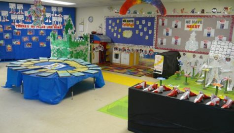 Child's World School, Woodland Hills