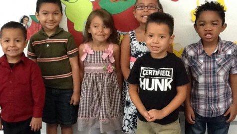 Puente Avenue Preschool, La Puente