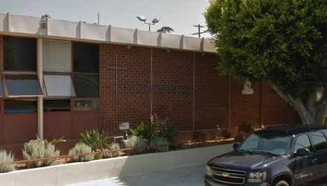 St. Dominic School, Los Angeles