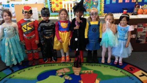 St. Mary Preschool, Rockville