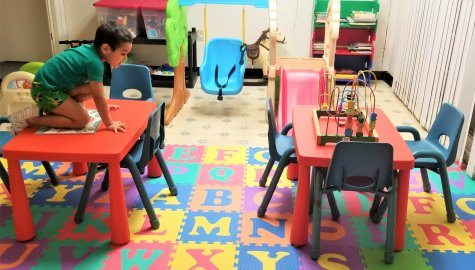 Pleasant Fields Kids Playhouse, Germantown