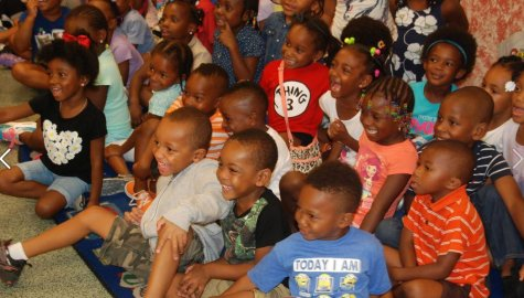 Union Baptist Harvey Johnson Head Start, Baltimore