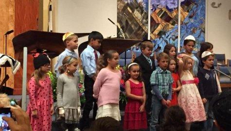 Temple Adat Elohim Preschool, Thousand Oaks
