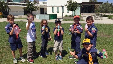 Temple Beth Sholom Children's Learning Center, Santa Ana