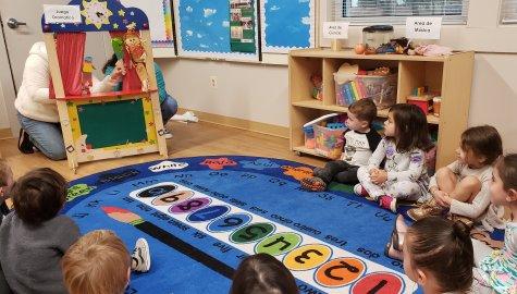 Kiddie Mundo Spanish Immersion Preschool Center, Columbia