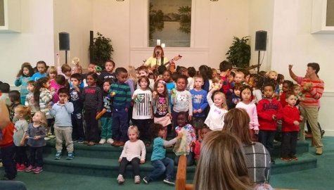 Franconia Baptist Church Preschool, Alexandria