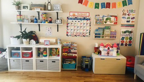 Brooks Family Child Care, Silver Spring