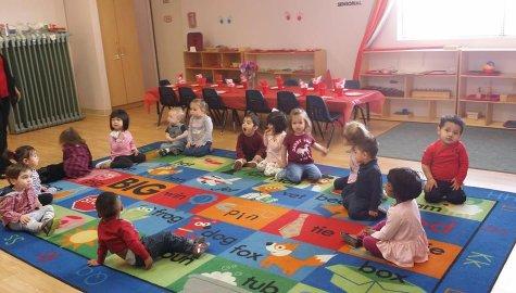 Allen Montessori Academy, Allen