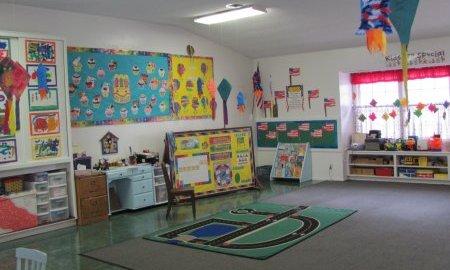 Lakewood Village Community Church Nursery School, Long Beach