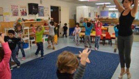 Media Center Montessori Preschool, Burbank