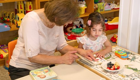 Fran's Kids Playhouse, Silver Spring