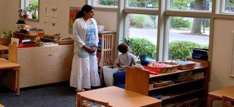 Bryant Woods Montessori Children's House, Columbia