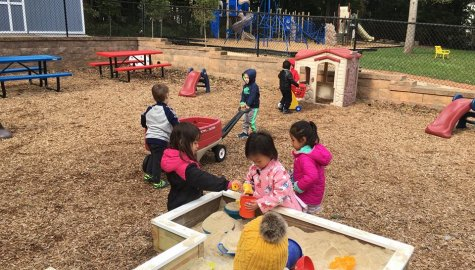 School of The Nativity Preschool and Extended Care, Burke