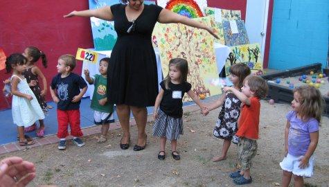 Huntley Preschool For Toddlers, West Hollywood