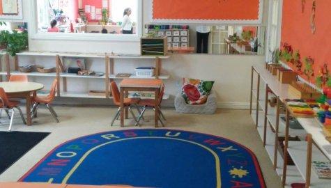International Christian Montessori Academy, Orange