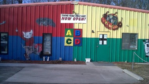 Tender Years Child Care Center, Elizabeth City