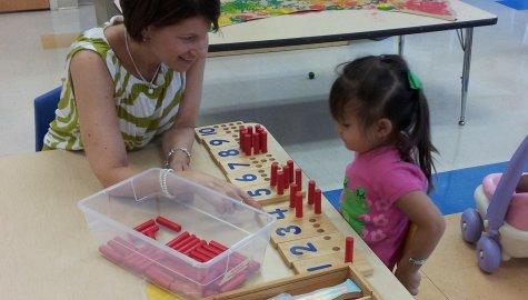 Temple Isaiah Preschool, Fulton