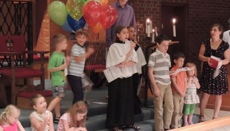 Saint Clement Episcopal School, Alexandria