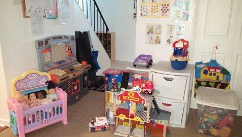 Rebecca Cruz Family Child Care, Severn