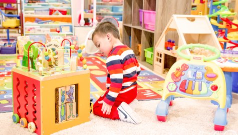 Churchill Town Kids Playhouse, Germantown