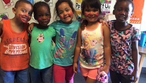 Bellflower United Methodist Preschool, Bellflower