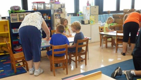 Holy Cross Lutheran Preschool, Towson